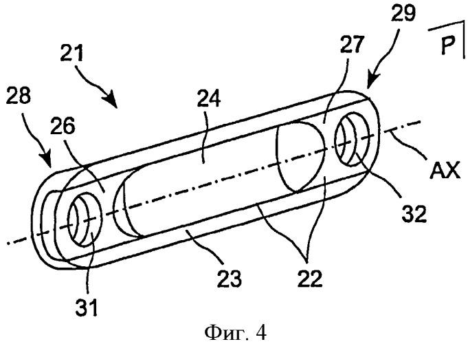 Способ изготовления тяги из композитного материала, содержащей усиленные концы