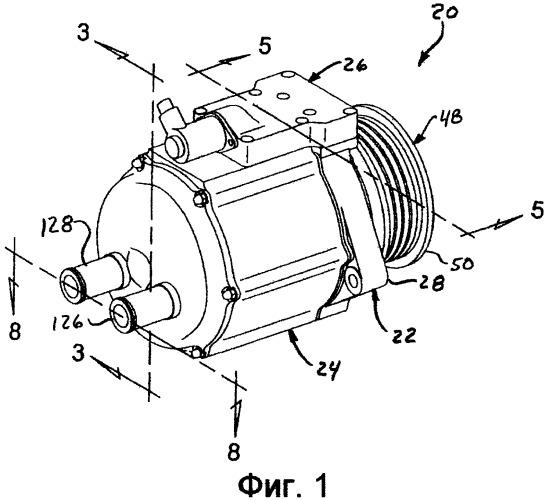 Дополнительная система отопления, включающая встроенный теплообменник