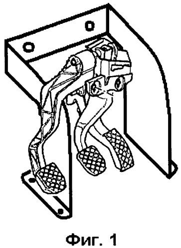 Приспособление для автомобильных педалей