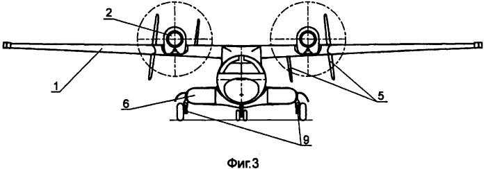 Самолет радиолокационного дозора и наведения палубного и наземного базирования