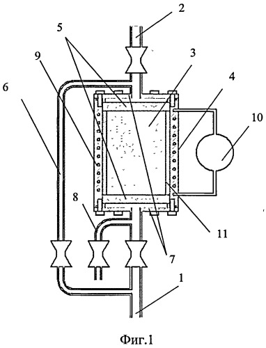 Фильтр для очистки воды на основе активированного угля и способ его регенерации