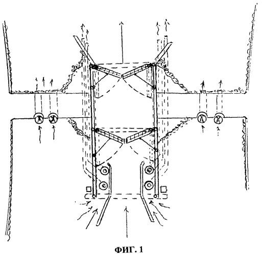 Способ строительства поплавковой гидроэлектростанции, совмещенной с камерой шлюза