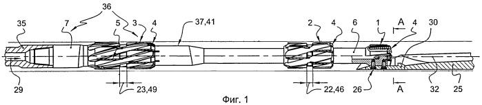Фрезерный инструмент для вырезки окна в обсадной колонне скважины