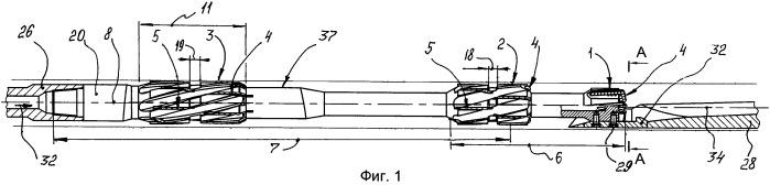 Фрезерный инструмент для вырезки окна в обсадной трубе скважины