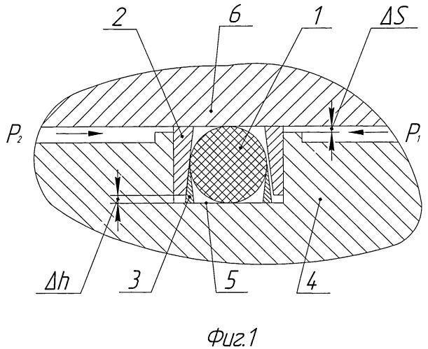 Уплотнение подвижного соединения скважинного оборудования
