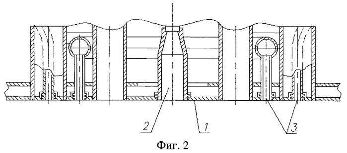 Способ усовершенствования горелки реактора получения ацетилена
