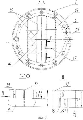 Герметичный пенал хранения ампул с пучками отработавших тепловыделяющих элементов