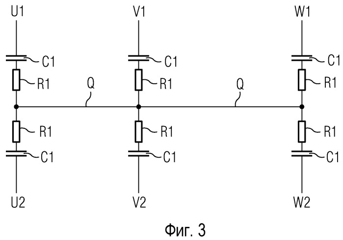 Регулятор трехфазного тока