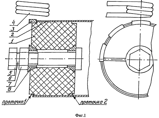Способ крепления алмазосодержащих и твердосплавных элементов к корпусу инструмента