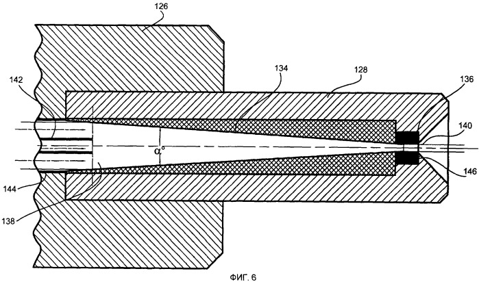 Режущий инструмент и режущее сопло для гидроабразивного режущего устройства