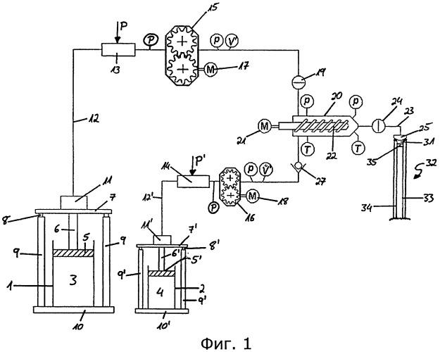 Способ и устройство для изготовления пастообразной смеси для уплотнения теплоизоляционного стеклопакета