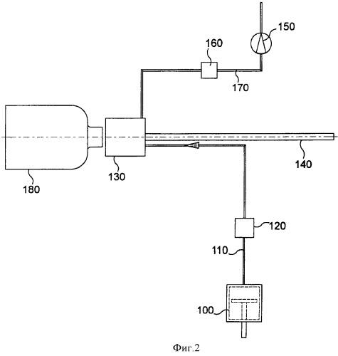 Способ и устройство для упаковки жидкого пищевого продукта