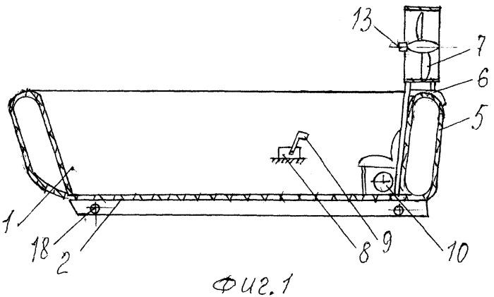 Мускульный с аккумулированной энергией воздушно-винтовой транспорт