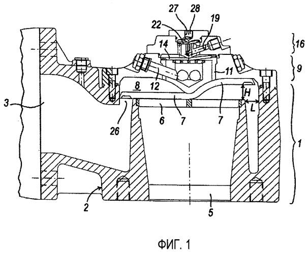 Установка активации и псевдоожижения для хранилищ и контейнеров с гранулированным материалом
