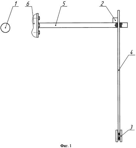 Устройство непрерывного контроля качества уплотнения грунта