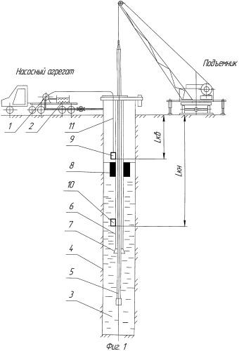 Комплекс оборудования для подготовки и проведения подземного ремонта скважин