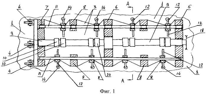 Газораспределительный механизм четырехтактного двс