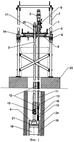 Устройство для резки чехла с отработавшим ядерным топливом в ячейке хранилища