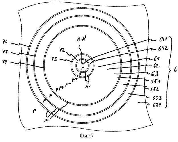 Тиристор стадии зажигания с развязывающей стадией зажигания