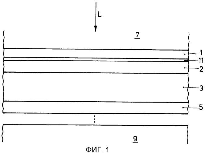 Фотоэлектрический элемент и способ изготовления фотоэлектрического элемента