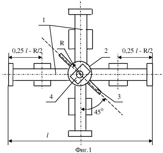 Резонансный свч-компрессор