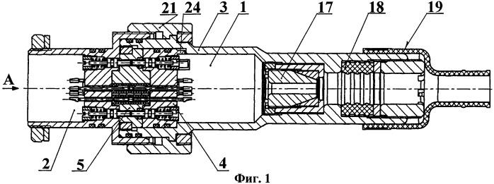Оптико-электрический соединитель