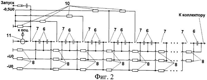 Способ синхронизации многомодульного генератора импульсов напряжения