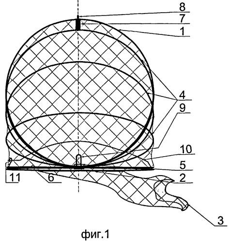 Устройство для отлова дендрофильных птиц