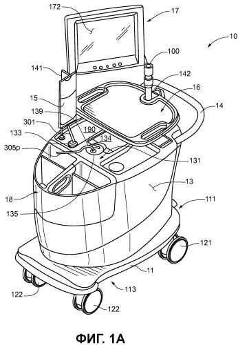 Конфигурации корпусной конструкции для инфузионных систем