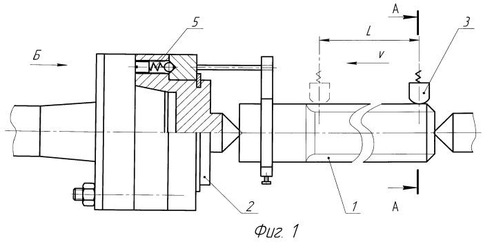 Способ многопроходной электромеханической обработки детали на токарном станке