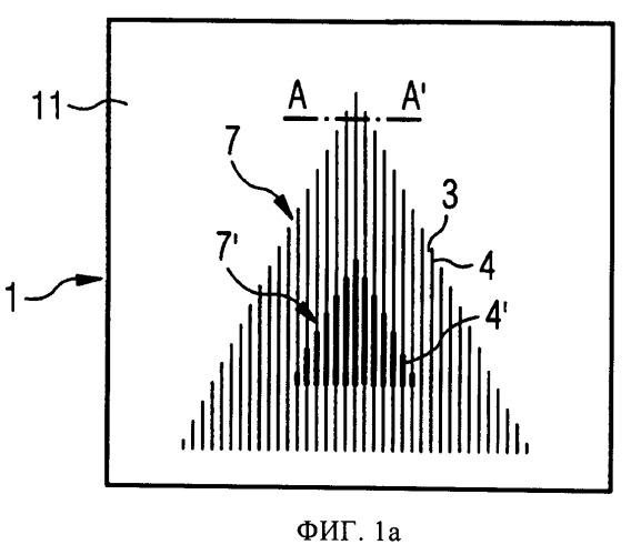 Способ изготовления защитных элементов с воспроизводящими изображение слоями, расположенными с точной приводкой между ними