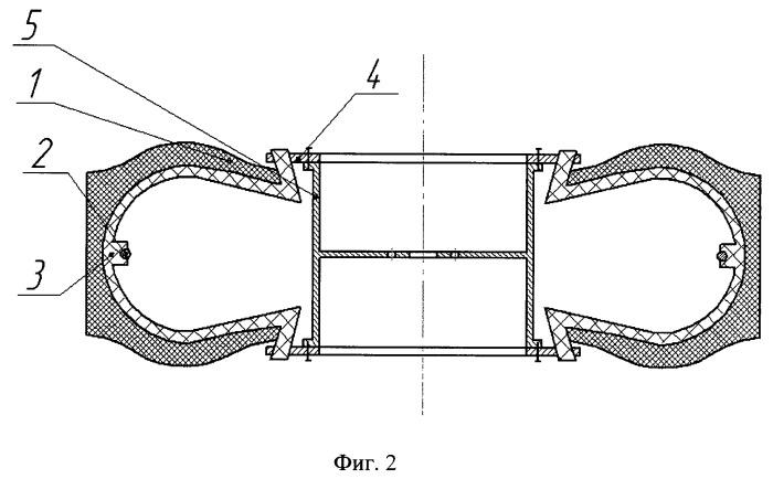 Бескамерное колесо с элементами подрессоривания