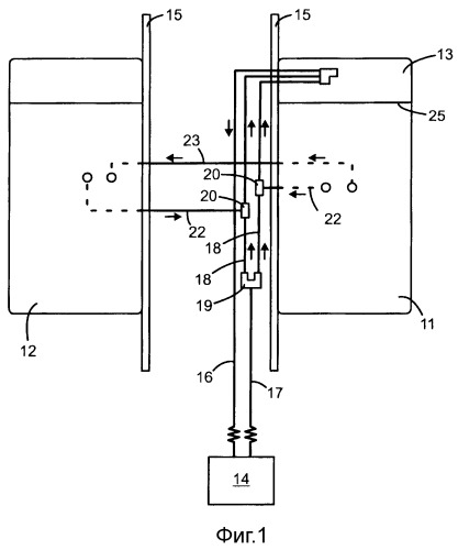 Устройство для подачи топлива в двигатель