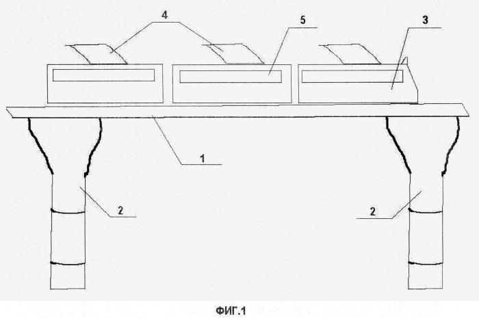 Способ и устройство скоростного передвижения пассажирского поезда по однопутной железной дороге