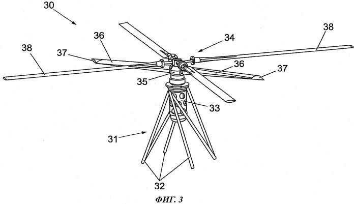 Воздушное транспортное устройство