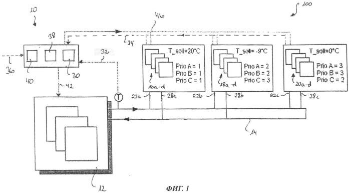Система и способ управления системой охлаждения воздушного судна