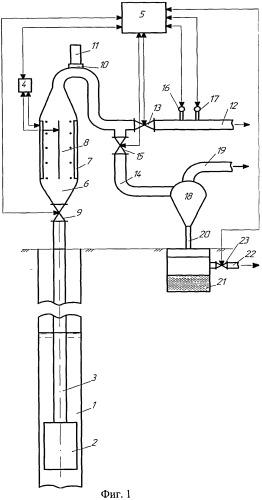 Устройство для обезжелезивания подземных вод