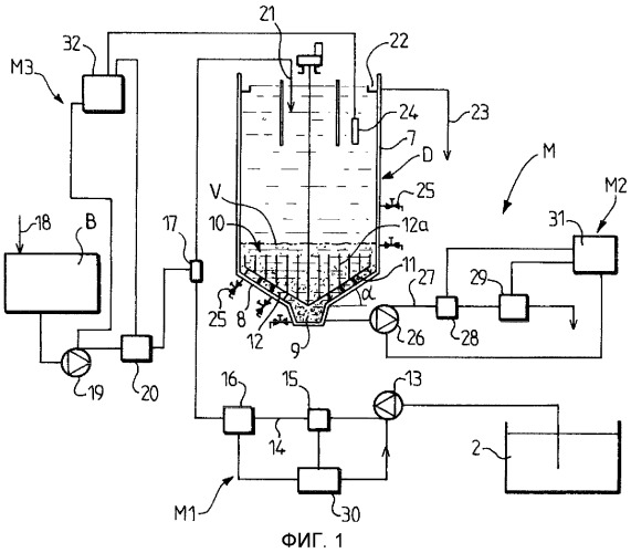 Статический декантатор для предварительного сгущения ила с обработки воды и установка, содержащая такой декантатор