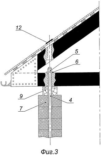Способ строительства домов из соломенных блоков