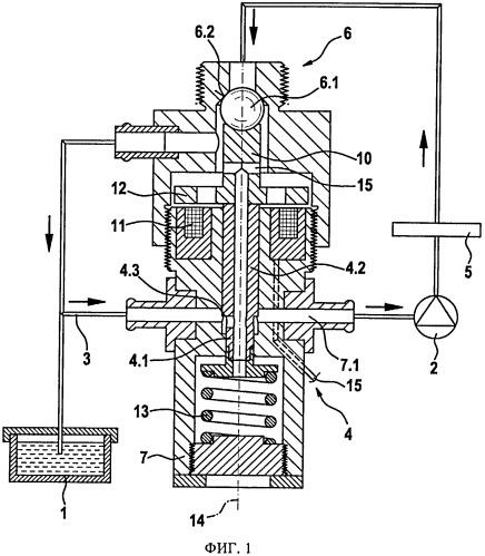 Устройство для питания двигателя внутреннего сгорания топливом