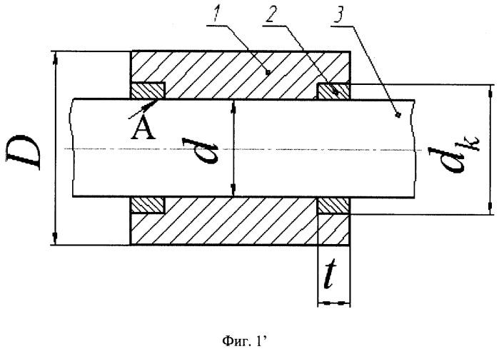 Способ изготовления неподвижного соединения типа вал-ступица стальных деталей (варианты)