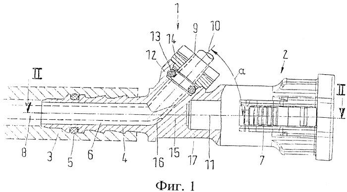 Соединитель для нагреваемого трубопровода для текучей среды (варианты) и нагреваемый трубопровод для текучей среды