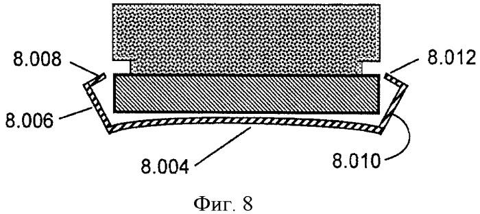 Устройство крепления панели, крепежный элемент панели, опора панели и способ крепления конструкции панели