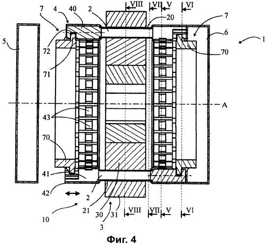 Тепловой генератор с магнитокалорическим материалом