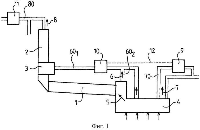 Способ получения цементного клинкера и установка для его производства