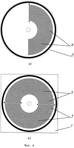 Индукционный датчик углового положения