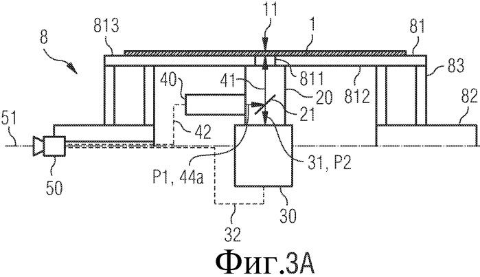 Способ и устройство спектрального анализа слоя металлического покрытия, наносимого на поверхность стальной полосы