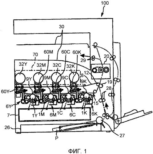 Устройство хранения информации, съемное устройство, контейнер проявителя и устройство формирования изображений