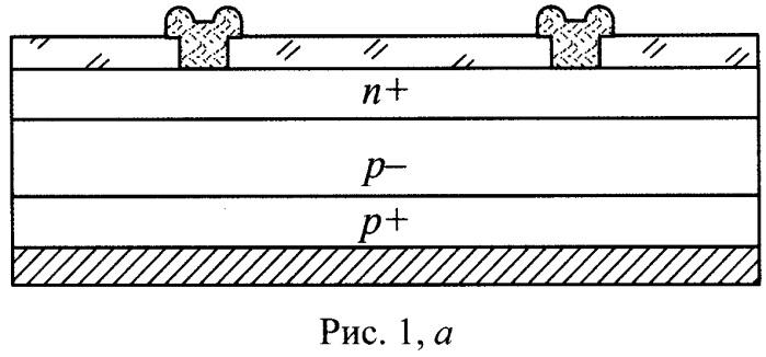 Кремниевый фотоэлектрический преобразователь с гребенчатой конструкцией и способ его изготовления