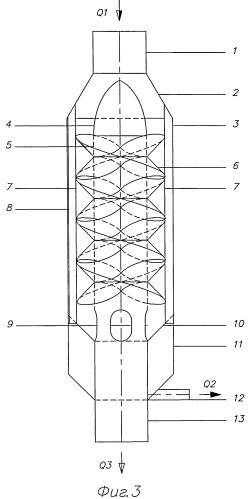 Циклонный сепаратор